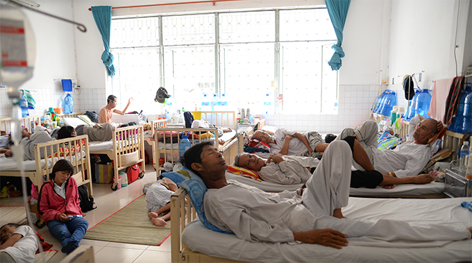 Cancer Heart Disease Kill More In Vietnam Due To Late