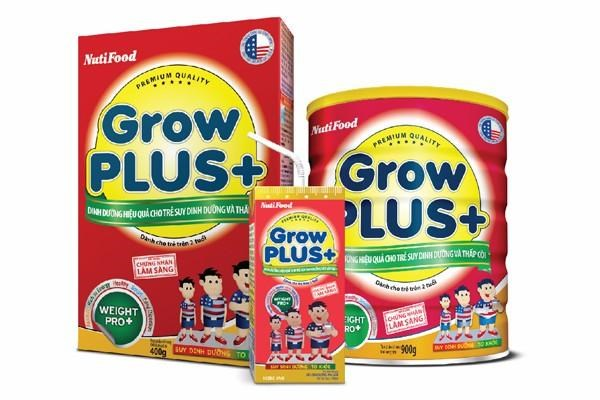 GrowPLUS+ - effective solution for childhood stunting and undernourishment