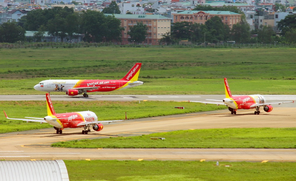 Vietjet adds extra 500 flights on key routes from Ho Chi Minh City and Hanoi