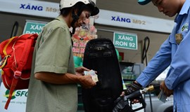 Gasoline prices hiked further