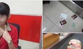 Hanoi airport firm suspends staff member for throwing passports at passenger