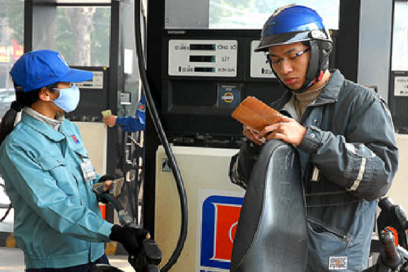 Fuel price hikes have contributed largely to inflation in June. File photo