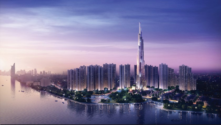 Landmark 81 welcomes foreign buyers