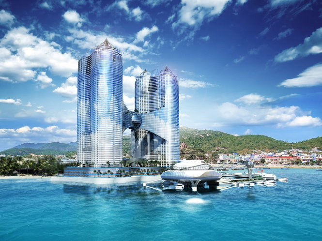 Nha Trang Beachfront Project Canceled Due To Funding Snag Business Thanh Nien Daily