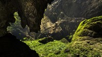 Inside Son Doong Cave at Phong Nha - Ke Bang National Park. Photo: Ryan Deboodt/http://www.ryandeboodt.com