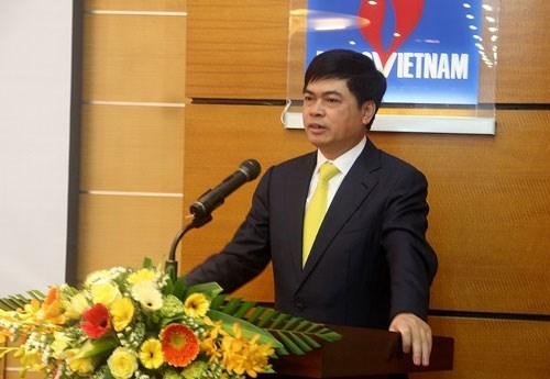 Nguyen Xuan Son as board chairman of PetroVietnam. File photo