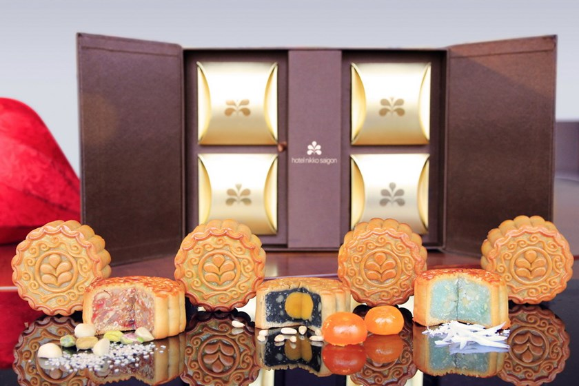 Hotel Nikko Saigon introduces attractive Mid-autumn mooncake festival