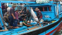 Vietnam has selected 14 businesses to provide fishers to Taiwan. Photo credit: Saigon Times Online