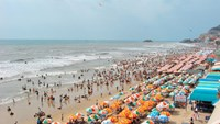 Southern town Vung Tau to offer free Wi-Fi at beach, hydrofoil pier