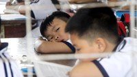 Overloaded, primary schools in Dong Nai begin noon classes
