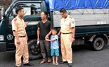 Vietnamese fined for letting 6-year-old son drive truck