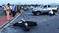 Vietnamese cop gets jail for DUI crash that kills 1
