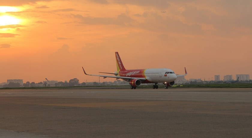 Vietjet receives its 27th aircraft