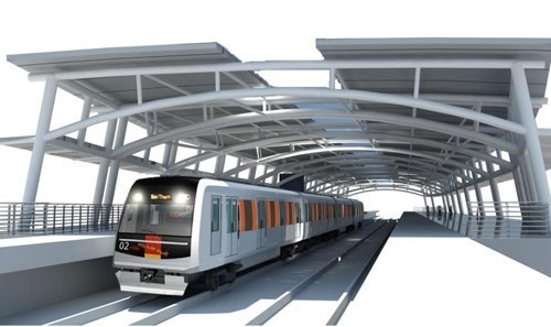 HCM City metro delayed, cost overruns