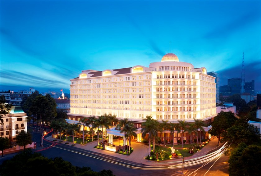 Park Hyatt Saigon at 2 Lam Son Square, District 1.