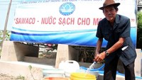 Plant maintenance to put Ho Chi Minh City out of water this weekend
