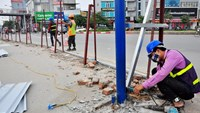 Hanoi pulls plug on delayed road works to ease traffic