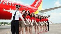 Ever dream of flying? Make it come true with Vietjet