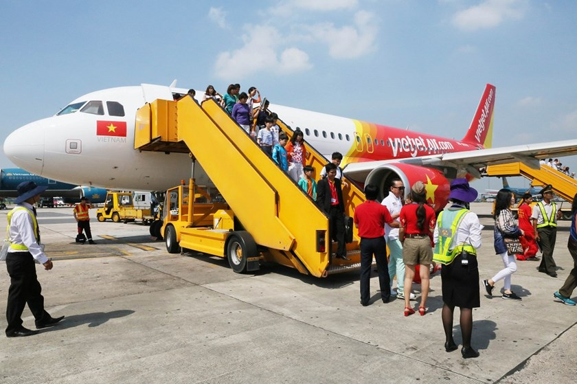 Vietjet launches new routes connecting Hai Phong with Nha Trang, Vinh with Buon Ma Thuot