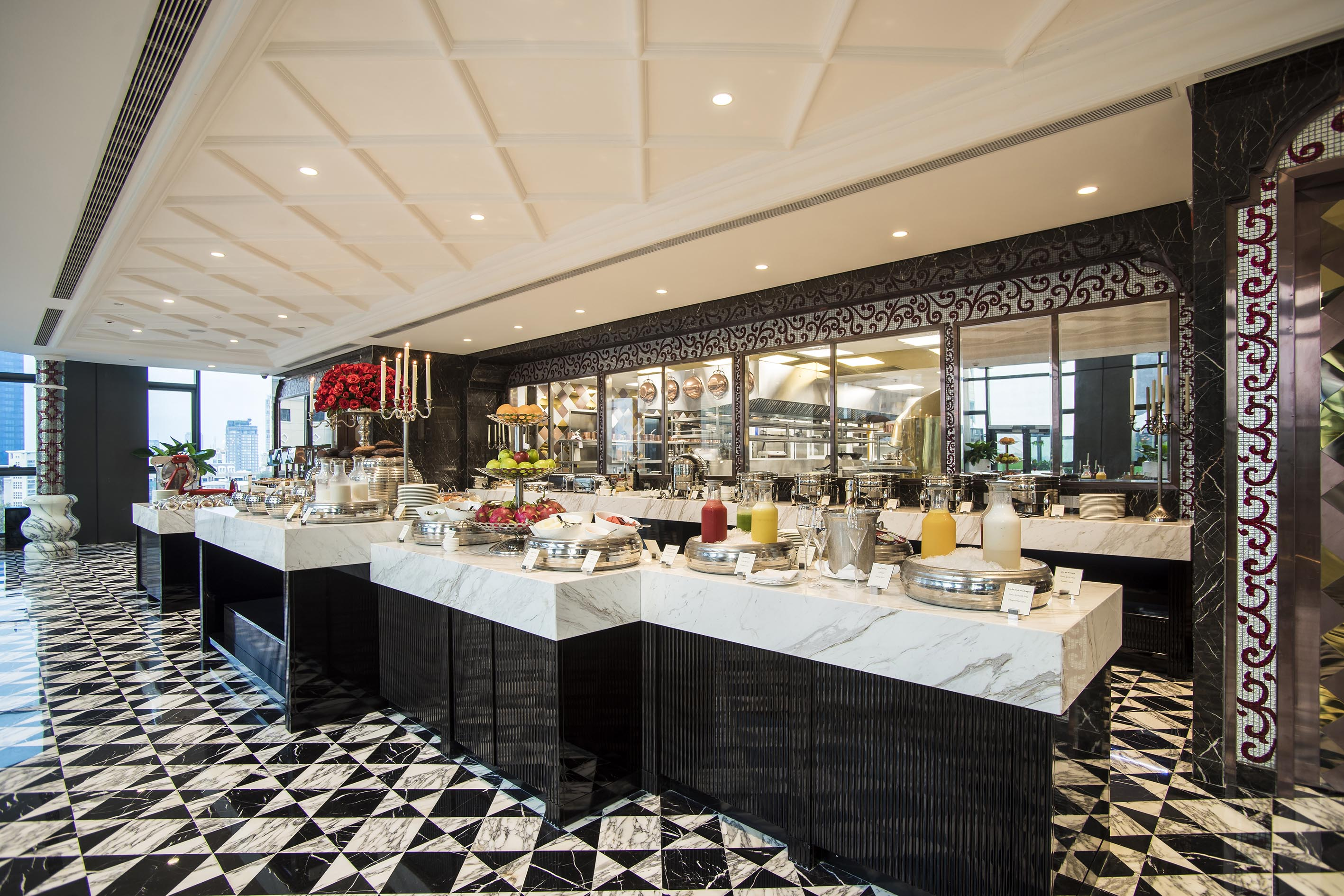 The Reverie Saigon To Introduce Sunday Brunch At Caf 233
