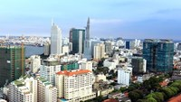 Ho Chi Minh City ranks 32 out of 65 most expensive locations selected in the Cushman & Wakefield research. Photo: Bach Duong