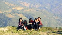 Children in Ha Giang Province. Photo: Truong Giang