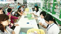 Almost all drugstores in Vietnam sell antibiotics without doctors' prescriptions. Photo: Nghia Pham