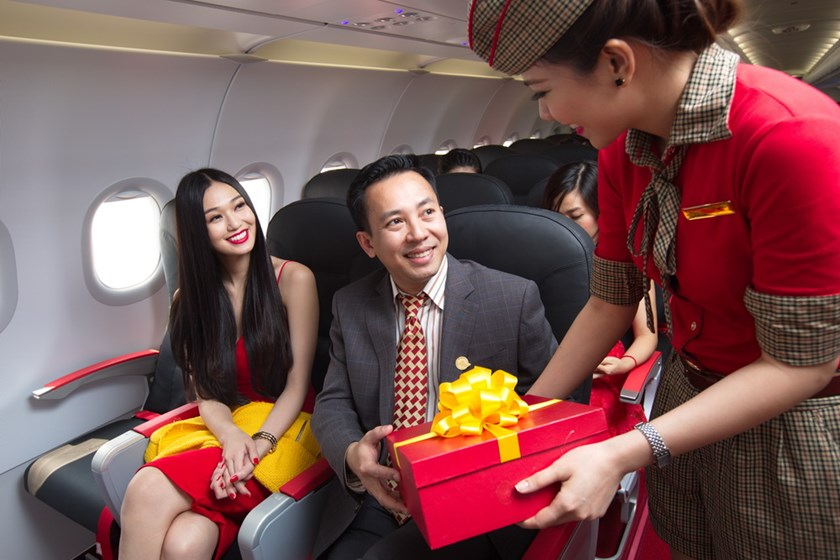 Fly into an amazing fairy tale with Vietjet and win luxurious Dragon City apartment