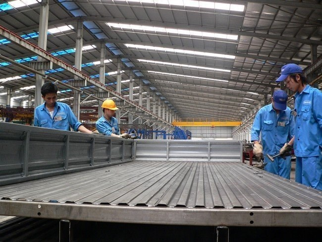 Four local steel producers said cheap imports have hurt their business. Photo credit: TBKTSG