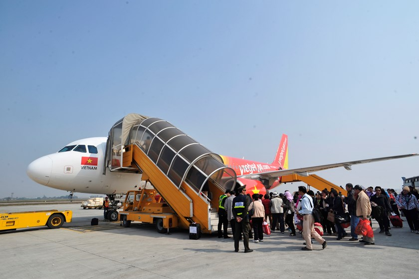 Vietjet adds 800 more flights for Tet holiday