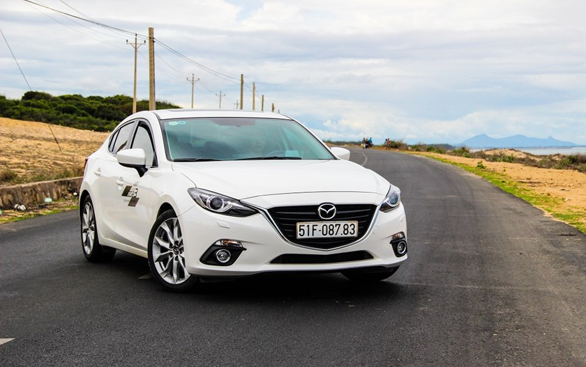 Mazda3 was the bestseller in the brand's C-segment with nearly 6,000 cars sold in 2015.