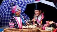 The kaleidoscope of Vietnamese tribal life