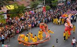Saigon's Chinatown celebrates first full moon of the year in style