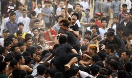 Chaotic culture: The ugly, violent side of Vietnamese spring fests