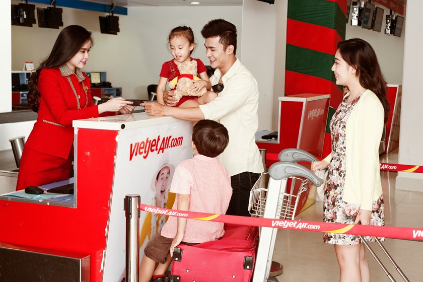 Vietjet to give away two million promotional tickets