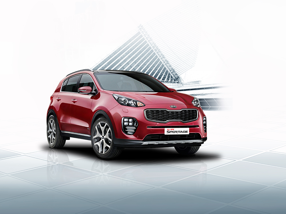 all new kia sportage sets new standards for crossover vehicles business thanh nien daily. Black Bedroom Furniture Sets. Home Design Ideas