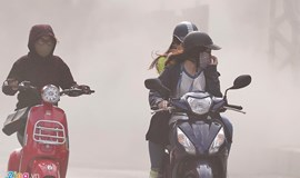 Hanoi's persistent air pollution reaches hazardous level