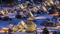 Gifu: Discover the Japanese winter