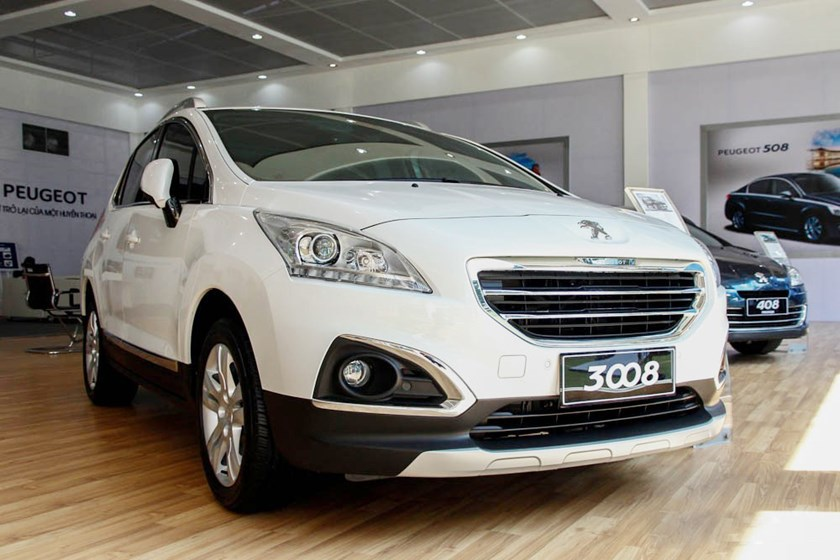 Peugeot 3008 draws customers with French feel