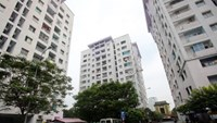 Apartment residents are supposed to follow a strict set of conduct starting next month. Photo: Dao Ngoc Thach
