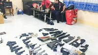 2 Vietnamese face trial in Cambodia for gun smuggling