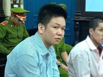 Tran Manh Cuong is serving a nine year sentence for overcharging and robbing Japanese tourists at his restaurant in Ho Chi Minh City. Photo credit: VnExpress