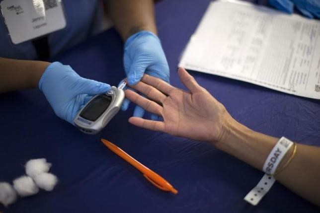 Diabetes is predicted to become the 7th leading cause of death in the world in 2030. Photo: Reuters