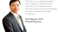 Vietnamese startup poised second largest e-commerce platform, declares war with Alibaba