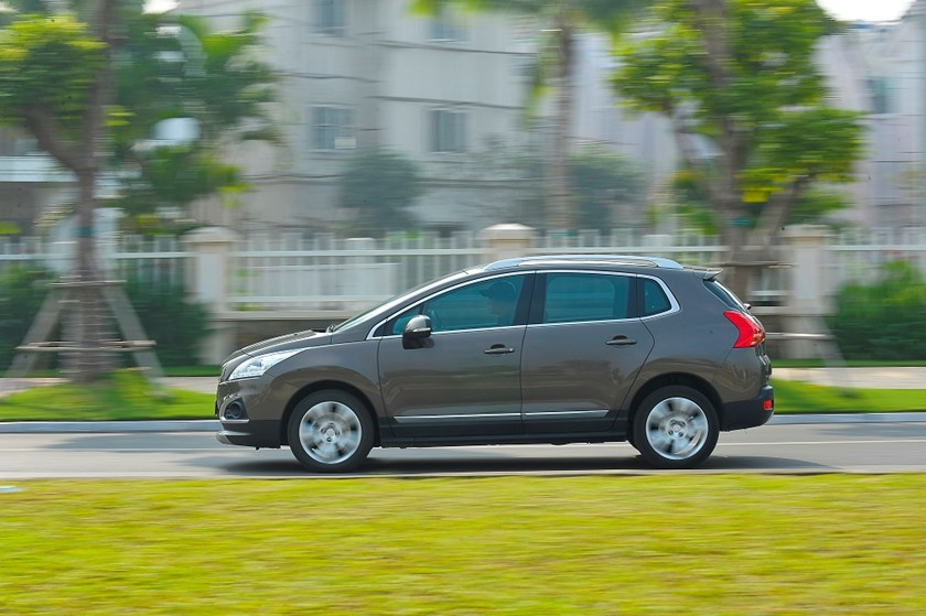 Peugeot 3008 – Reliable companion for every journey