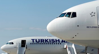 A Turkish Airlines aircraft. Photo: Reuters/Files