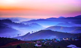 Da Lat, city of love, lives up to its name