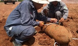 3 killed in explosion while cutting Vietnam War bomb