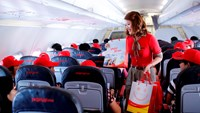 Vietjet continues zero-fare promotion, this time for all international routes