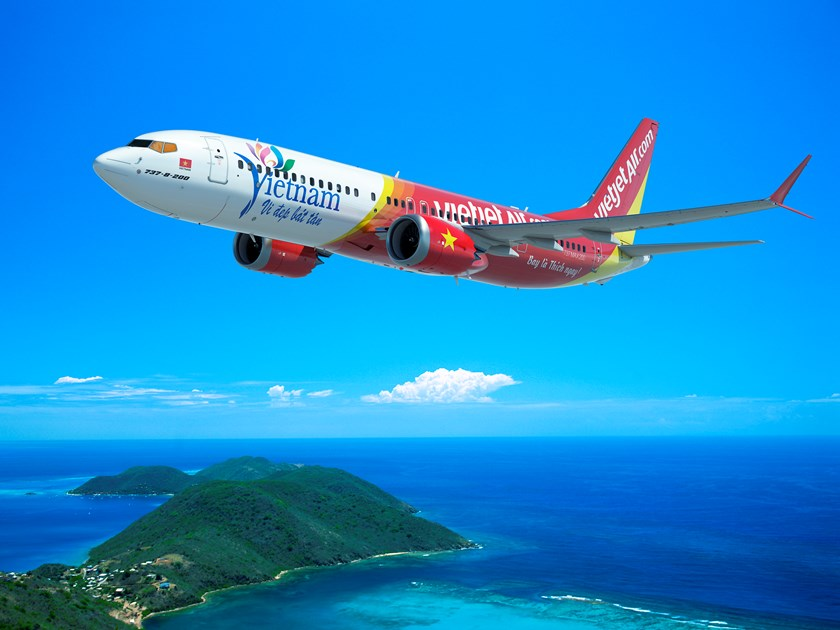 Boeing, Vietjet finalize Vietnam's largest aircraft purchase